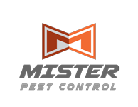 Mister Pest Control Logo